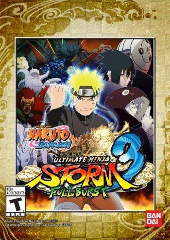 Naruto Shippuden: Ultimate Ninja Storm 3 Full Burst (2013)