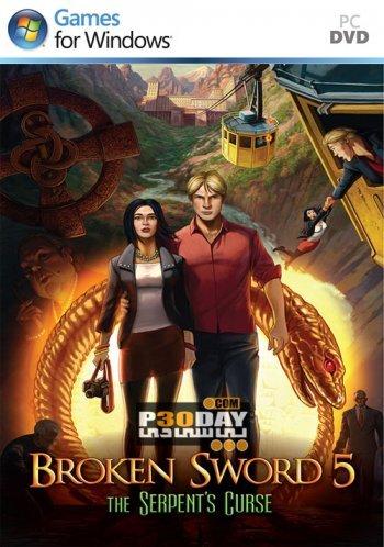 Broken Sword 5 - The Serpent's Curse Episode 1 & 2 (2014)