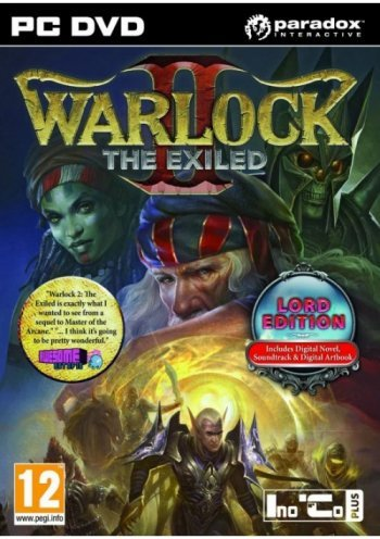 Warlock 2: The Exiled (2014) PC | RePack by R.G. Catalyst