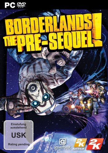 Borderlands: The Pre-Sequel (2014) PC | RePack by SEYTER
