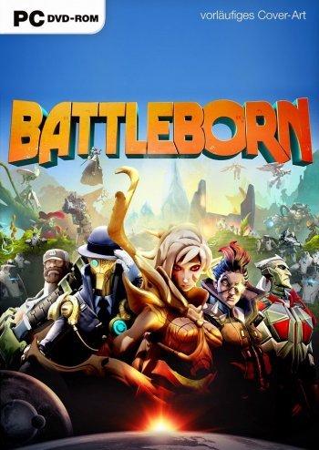 Battleborn (2016)
