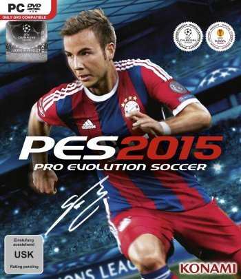 Pro Evolution Soccer 2015 (2014) PC | RePack by Scorp1oN