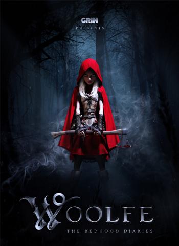 Woolfe: The Red Hood Diaries (2015) PC | RePack by R.G. Механики