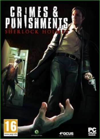 Sherlock Holmes: Crimes and Punishments (2014) PC | RePack by xatab