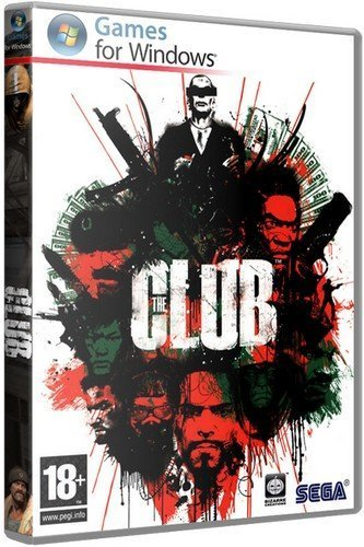 The Club (2008) PC | RePack by R.G. Element Arts