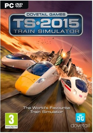 Train Simulator 2015 (2014) PC | RePack by R.G. Freedom