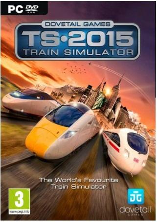 Train Simulator 2015 (2014) PC | RePack by R.G. Freedom