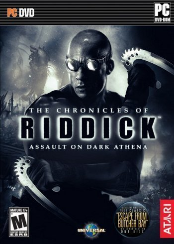 The Chronicles of Riddick - Assault on Dark Athena (2009) PC | RePack by R.G. Механики