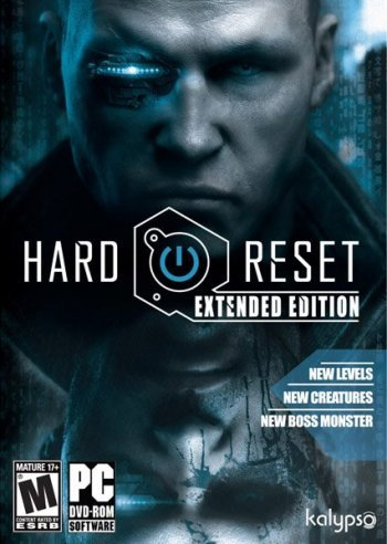 Hard Reset: Extended Edition (2012) PC | RePack от R.G. Механики