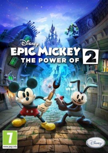 Disney Epic Mickey: Две легенды (2012)