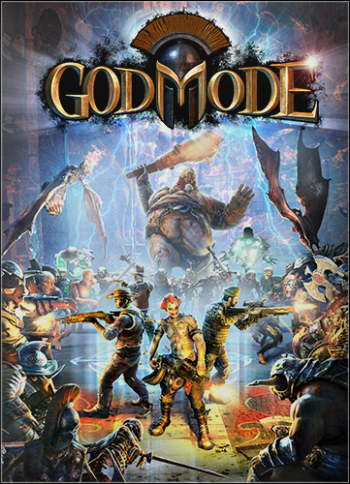 God Mode (2013) PC | RePack by R.G. United Packer Group