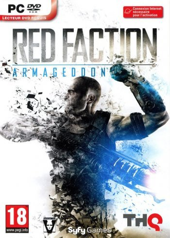 Red Faction: Armageddon (2011) PC | RePack by [R.G. Catalyst]