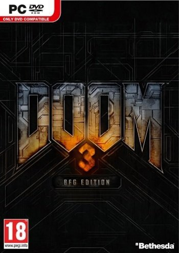 Doom 3 BFG Edition (2012) PC | RePack by Pifko