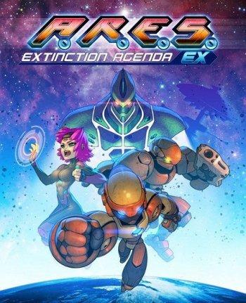 A.R.E.S. Extinction Agenda EX (2014)