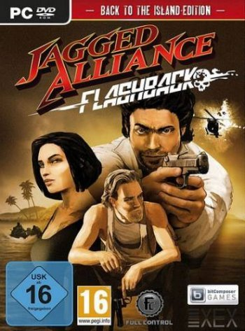 Jagged Alliance: Flashback (2014)