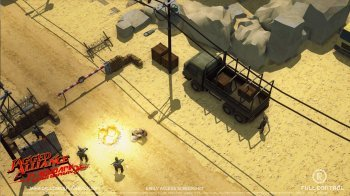 Jagged Alliance: Flashback (2014)