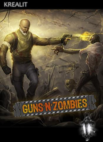Guns n Zombies (2014) PC | RePack by Pifko
