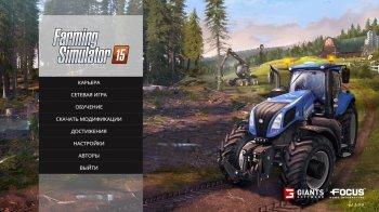 Farming Simulator 15 (2014) PC | RePack by xatab