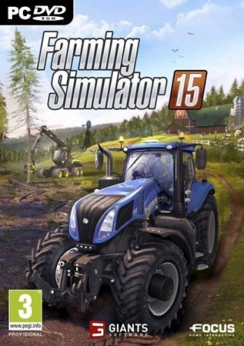 Farming Simulator 15 (2014) PC | RePack by xatab