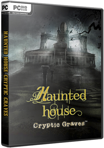 Haunted House Cryptic Graves (2014)