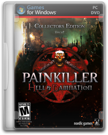Painkiller Hell & Damnation (2012) PC | RePack by Painkiller Hell & Damnation