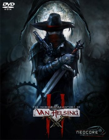The Incredible Adventures of Van Helsing II (2014) PC | RePack by Decepticon