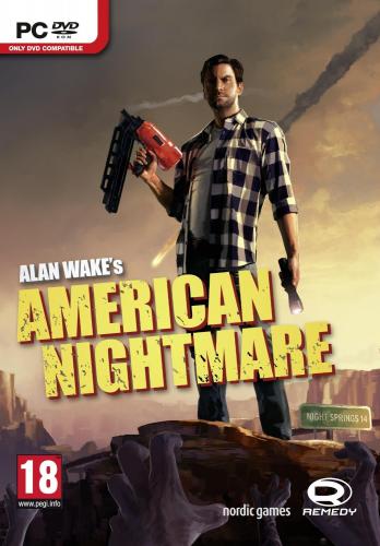 Alan Wake's American Nightmare (2012) PC | RePack by Fenixx