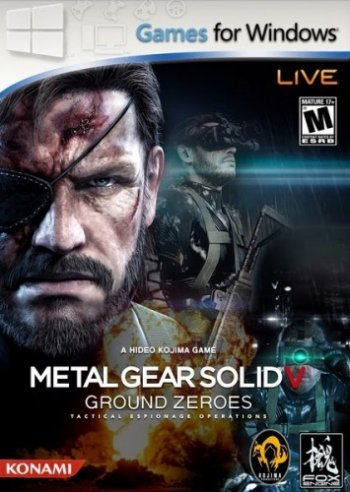 Metal Gear Solid V: Ground Zeroes (2014) PC | RePack by XLASER
