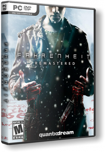 Fahrenheit: Indigo Prophecy Remastered (2015) PC | RePack by SEYTER