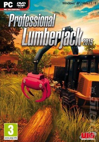 Professional Lumberjack 2015 (2015)
