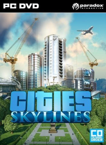 Cities: Skylines - Deluxe Edition [v 1.12.1-f2 + DLCs] (2015) PC | RePack от xatab