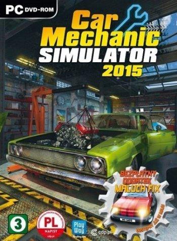 Car Mechanic Simulator 2015 (2015) PC | Repack от xatab