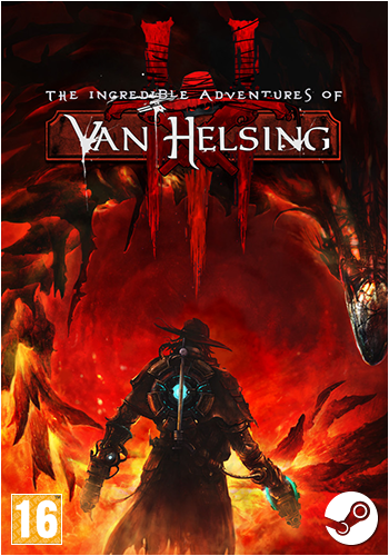 The Incredible Adventures of Van Helsing III (2015) PC | RePack by SEYTER