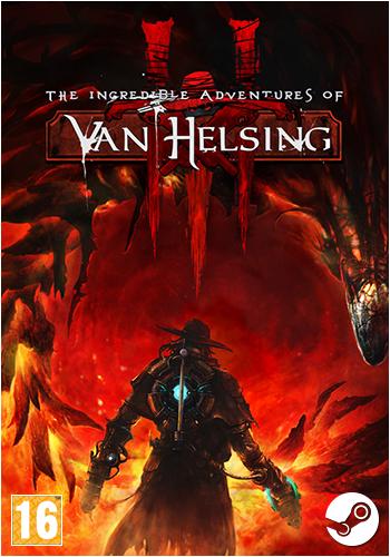 The Incredible Adventures of Van Helsing III (2015) PC | RePack by SEYTER