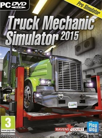 Truck Mechanic Simulator 2015 (2015)