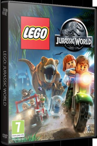 LEGO: Мир Юрского периода (2015) PC | RePack by SEYTER