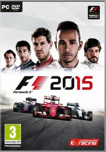 F1 2015 (2015) PC | RePack by R.G. Steamgames