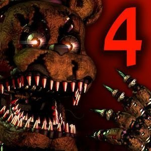 Five Nights at Freddy's 4 (2015)