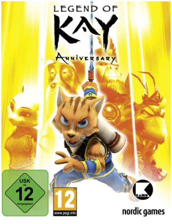 Legend of Kay Anniversary (2015) PC | RePack от R.G. Механики