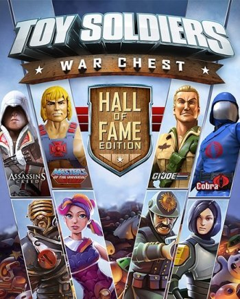 Toy Soldiers: War Chest (2015)