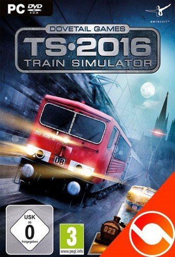 Train Simulator 2016: Steam Edition (2015) PC | RePack by Mabrikos