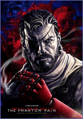 Metal Gear Solid V: The Phantom Pain [v 1.15 + DLCs] (2015) PC | RePack от xatab