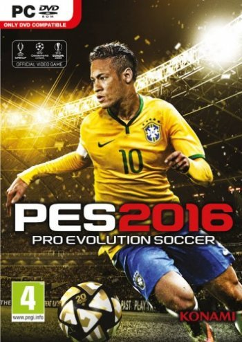 PES 2016 / Pro Evolution Soccer 2016 (2015) PC | RePack by SEYTER