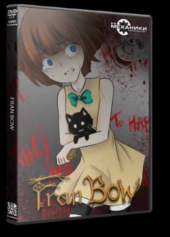 Fran Bow (2015) PC | RePack от R.G. Механики