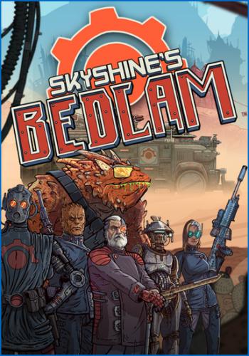 Skyshine's BEDLAM (2015)