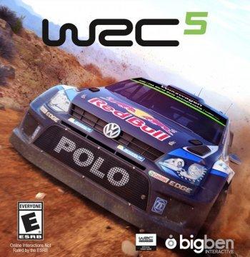 WRC 5: FIA World Rally Championship (2015)