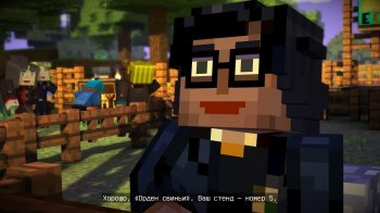 Minecraft: Story Mode (2015) PC | RePack от R.G. Freedom