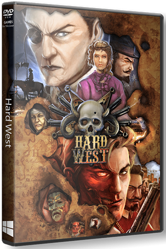 Hard West (2015) PC | RePack by  R.G. Механики