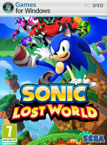 Sonic: Lost World (2015)