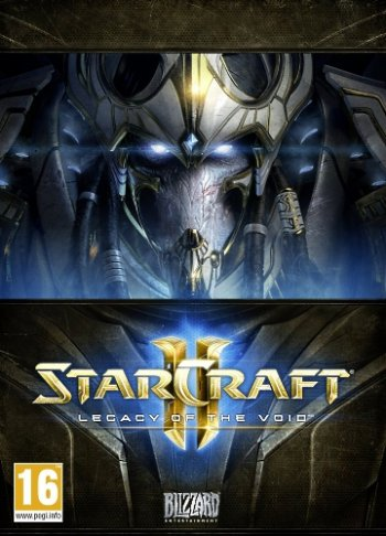 StarCraft 2: Legacy of the Void (2015) PC | RePack by xatab
